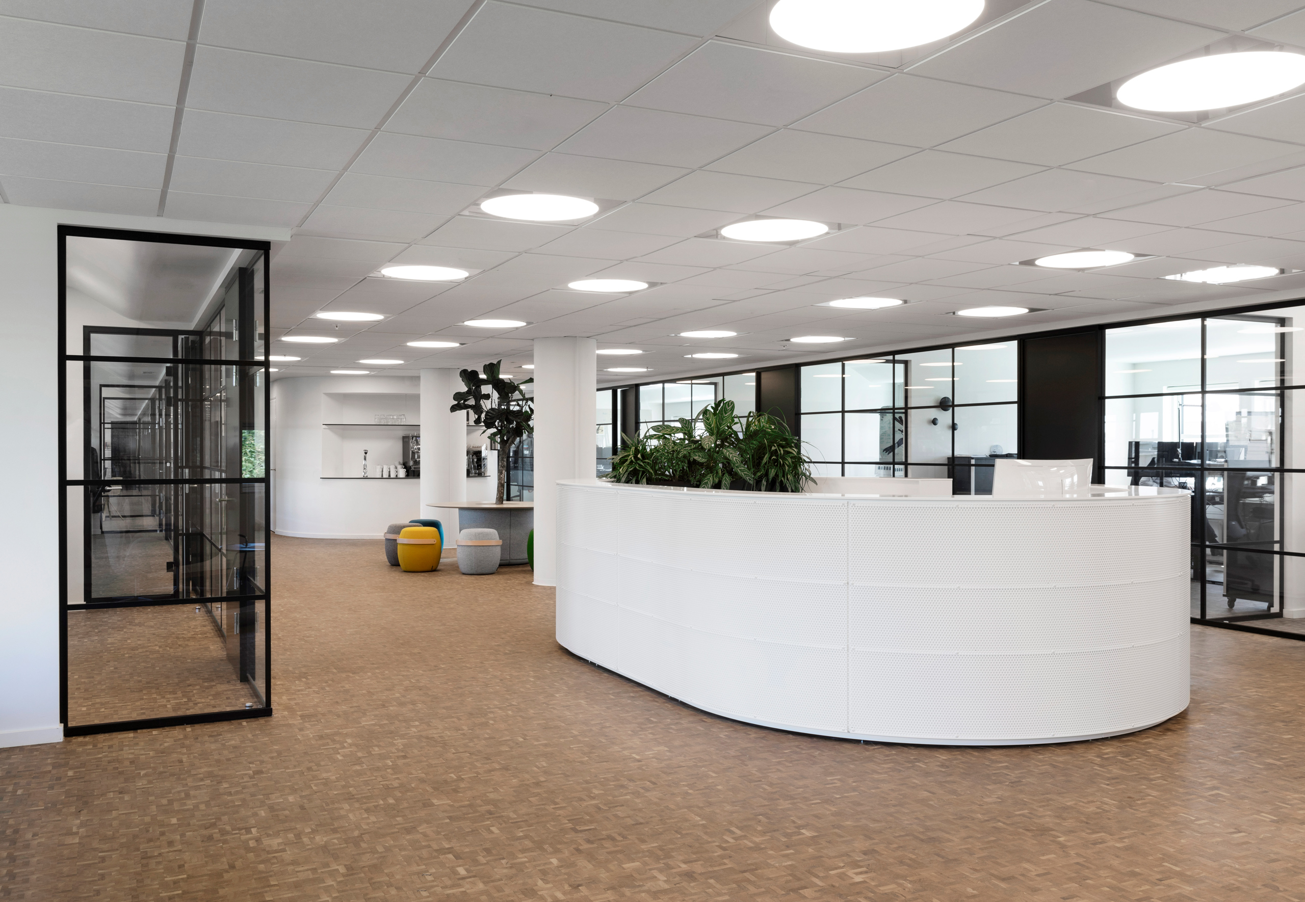 Engberg Interior Studio - Stark Group HQ